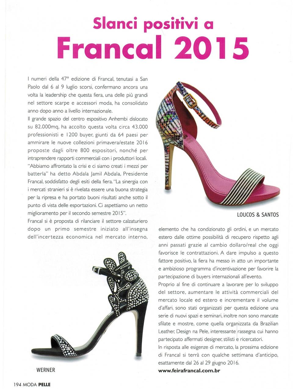 Moda Pelle -ITALIA