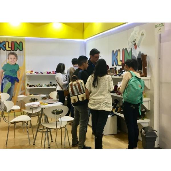 Participação em feira colombiana deve gerar mais de US$ 18,4 milhões para calçadistas