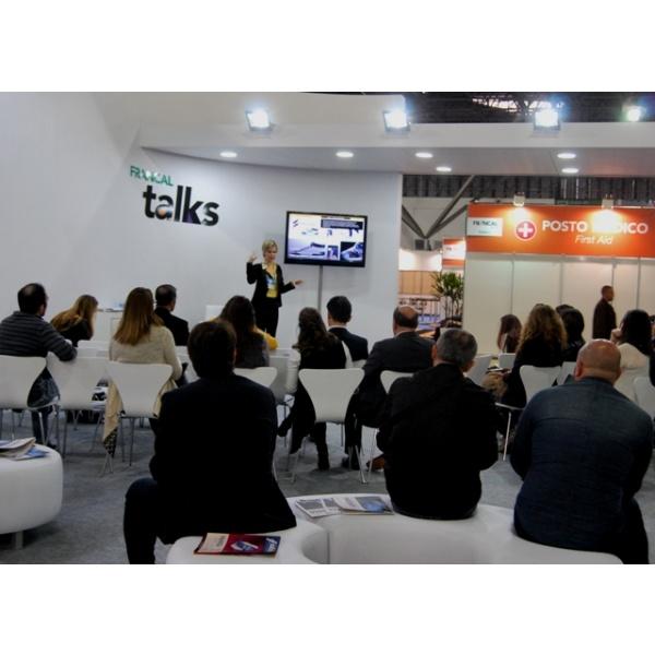 Talk Shoe abordará formas de construção de marcas