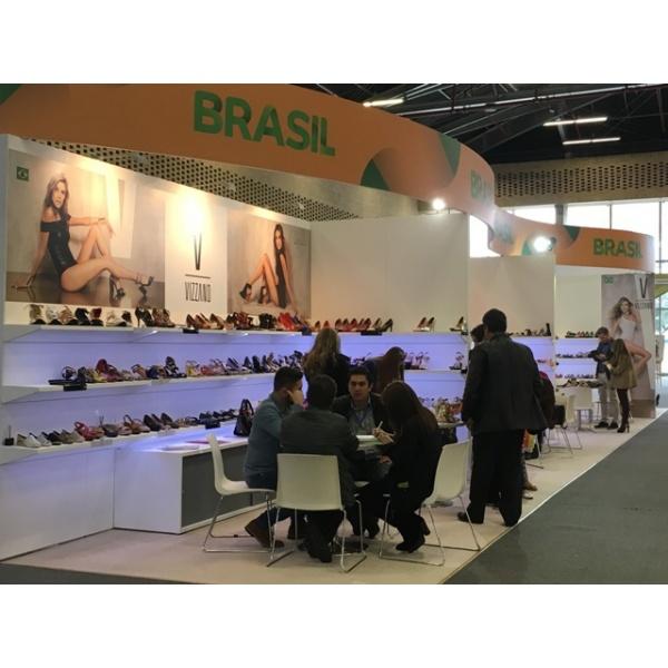 Calçadistas brasileiros de malas prontas para Bogotá