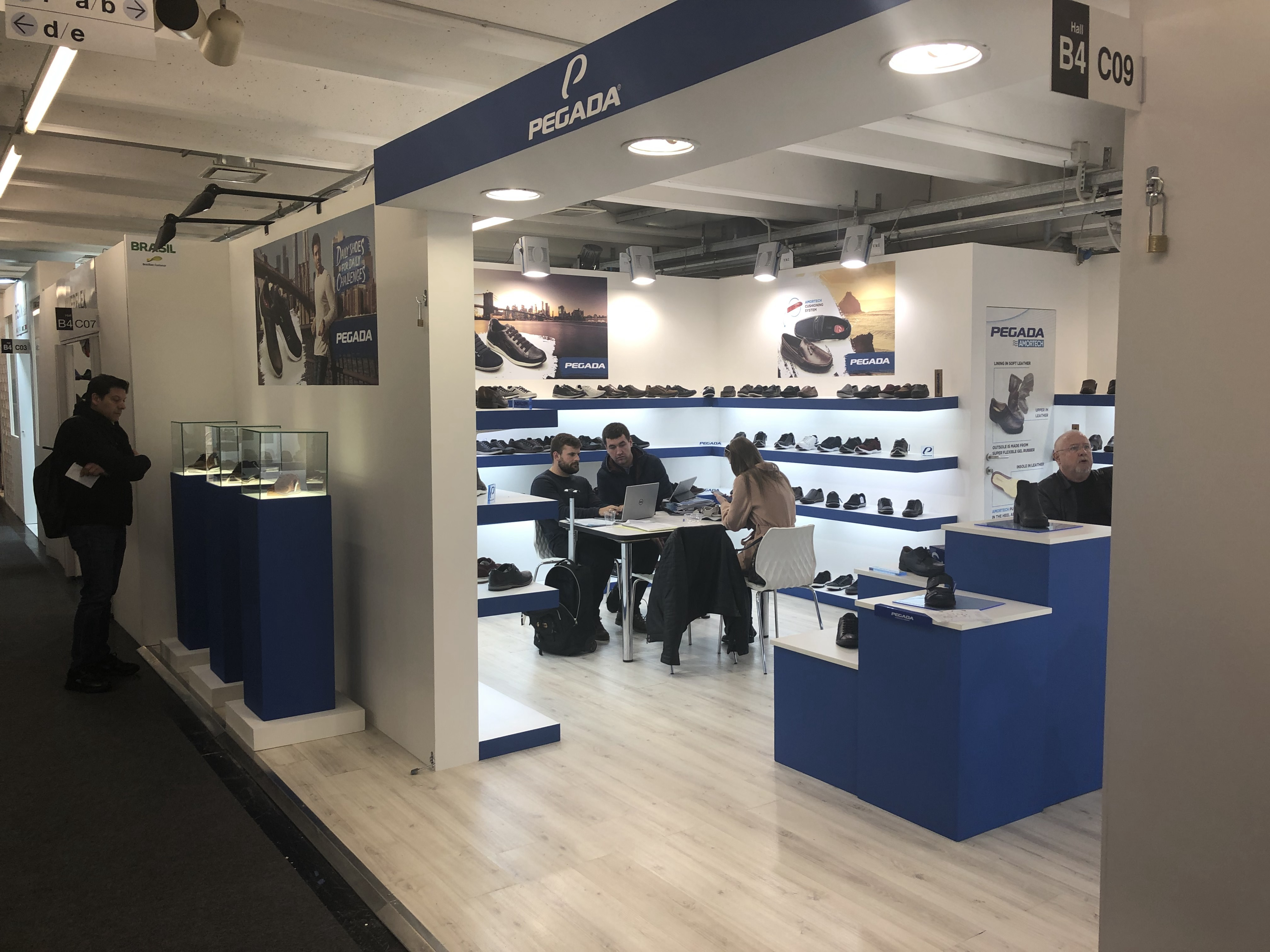 Footwear fair in Italy generates over US$ 7 million in deals for Brazil