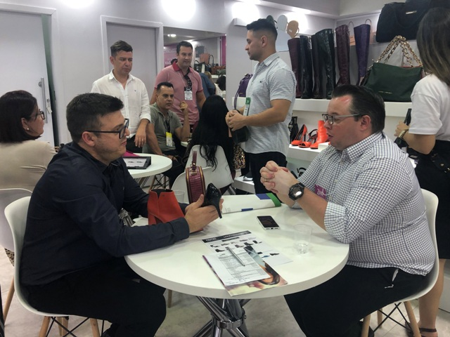 Projects in footwear fair will likely generate USD 920 thousand and improvements in image